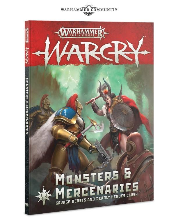 GW dévoile les extensions de Warcry et la sortie de Gotrek AoS!