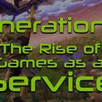Génération 8: l'essor des jeux en tant que service