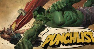 The Punchlist: les nouvelles de la semaine pour les nerds
