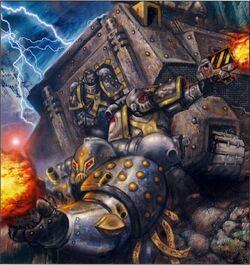 Vulkan | Wiki Warhammer 40k