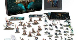 Warhammer Age of Sigmar: Soul Wars (anglais)