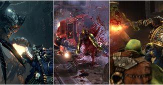 Les 10 meilleurs jeux vidéo Warhammer 40,000
