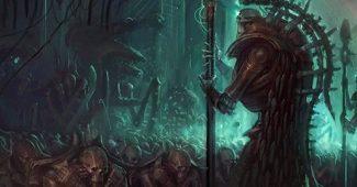 Une bibliothèque noire d'une valeur de codices annoncée pour Warhammer 40,000 - OnTableTop - Home of Beasts of War