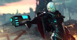 Battle Sister est le premier jeu VR Warhammer 40,000 • Eurogamer.net