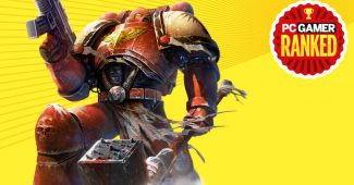 Les meilleurs jeux Warhammer 40K: chaque jeu Warhammer 40,000 classé