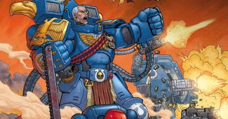 Marvel's Warhammer 40,000: Marneus Calgar nous rappelle que les Space Marines sont des enfants soldats