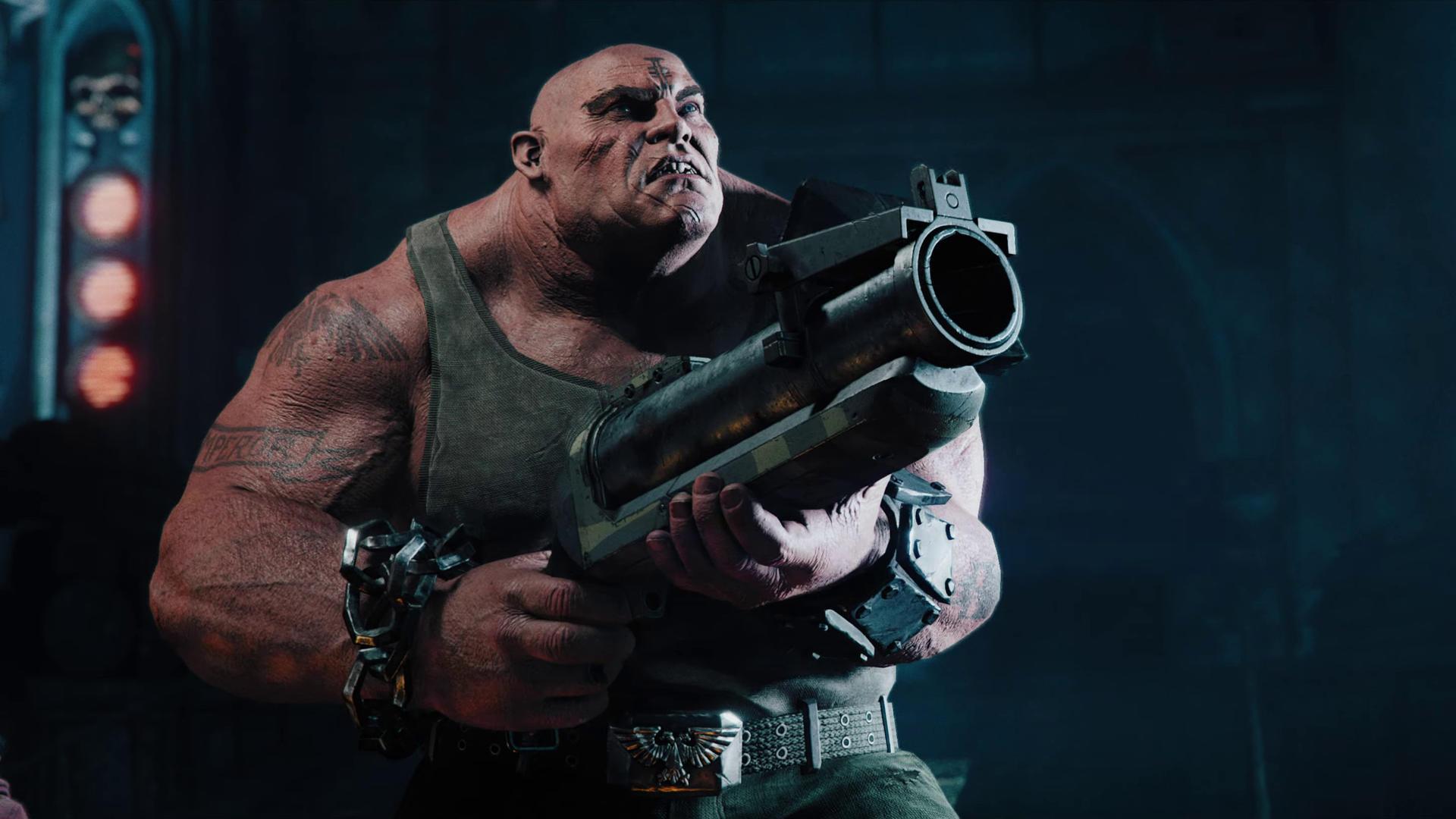 Warhammer 40,000: Darktide ressemble à Vermintide