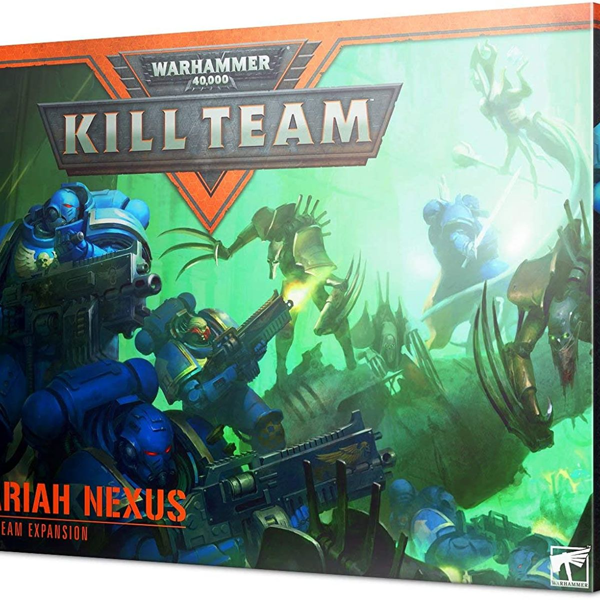 Warhammer 40K: Kill Team Pariah Nexus Review: Belles minis, mais le reste est inégal