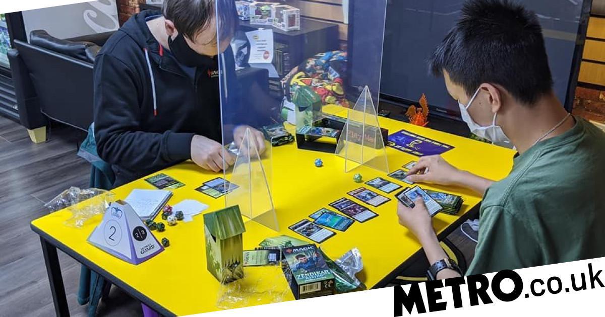 Les meilleures boutiques de jeux de société britanniques à visiter maintenant le verrouillage est terminé