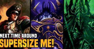 Supersize Me! Les personnages Warhammer 40K qui ont besoin du traitement Be'Lakor